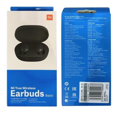 MiTrue Wireless Earbuds Basic packaging