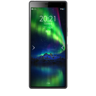 Xperia 10 black with Sailfish OS